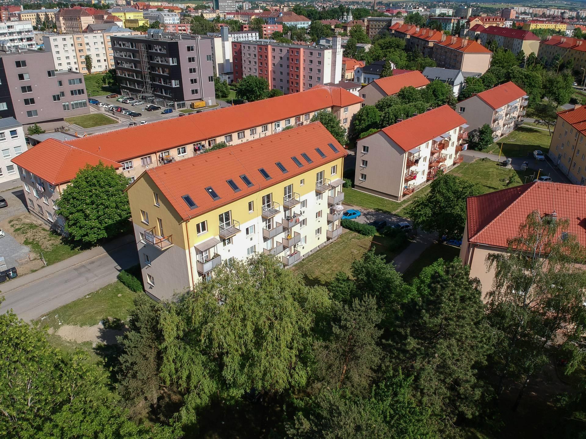 3 izbový byt na predaj, mezonet, ulica Tarasa Ševčenka, Prešov
