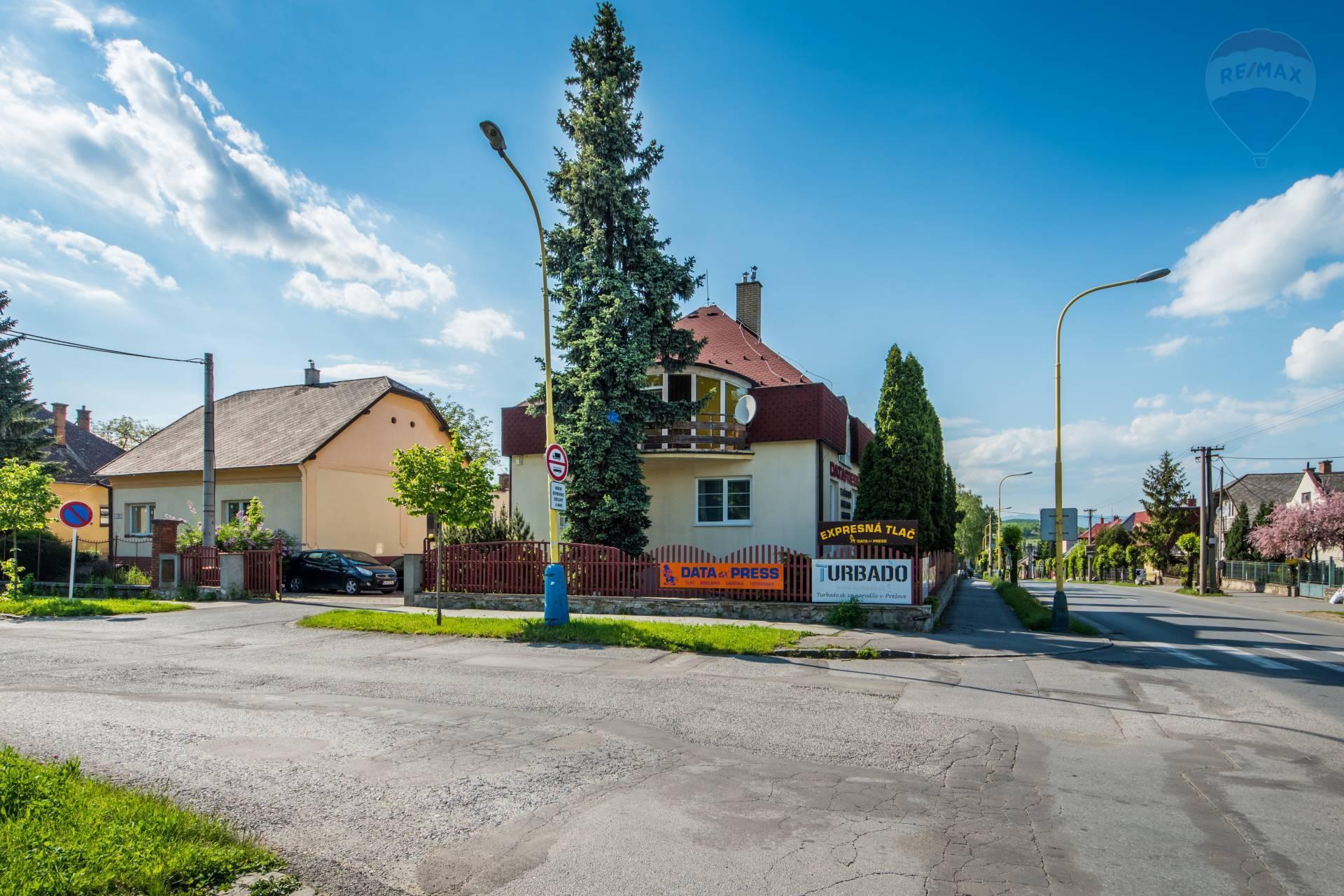 Kancelárske priestory na prenájom, Šafárikova ulica, Prešov