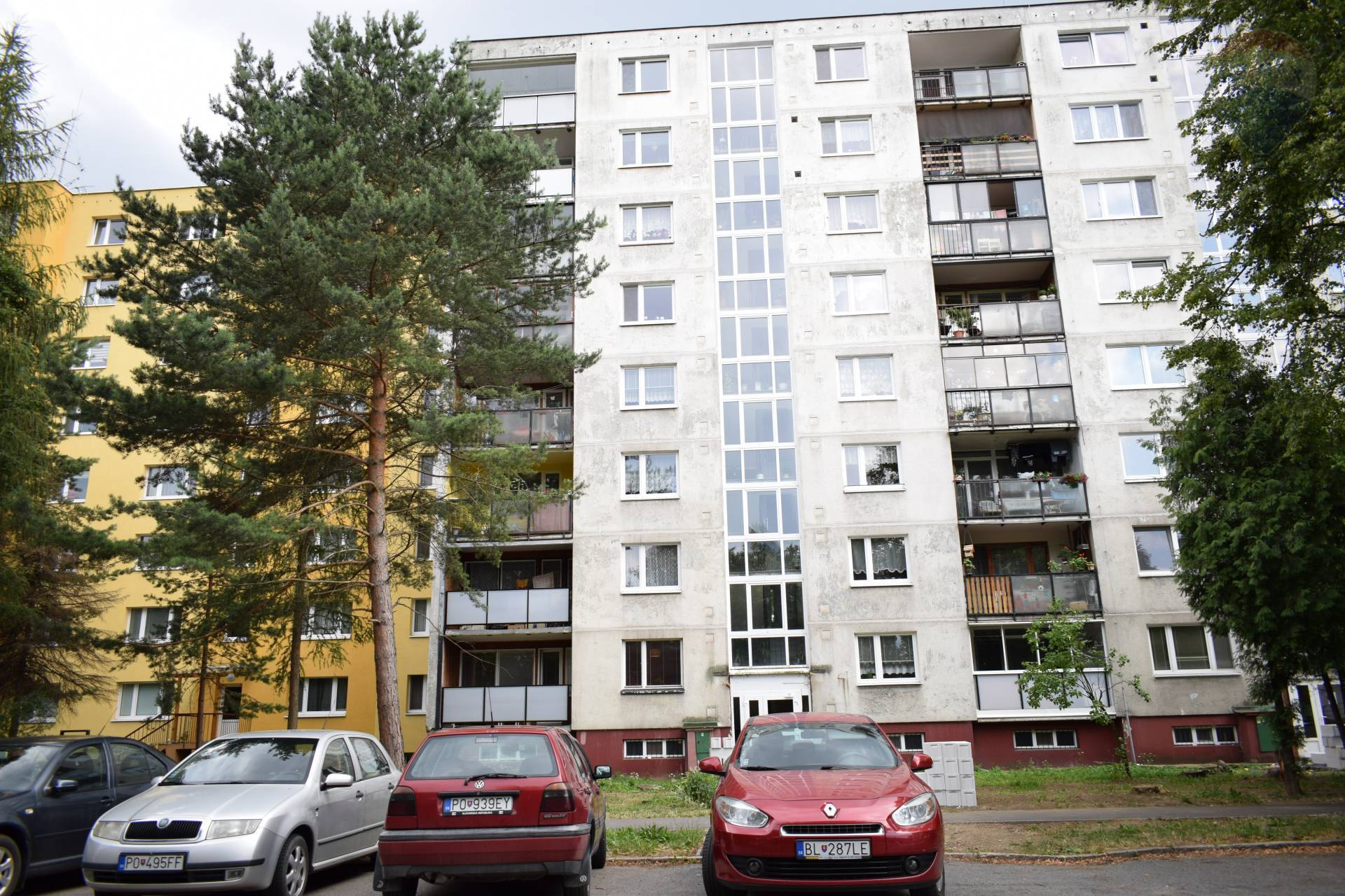 Predaj 3 izbového bytu s lodžiou v Prešove, Sídlisko III, ul. Antona Prídavku