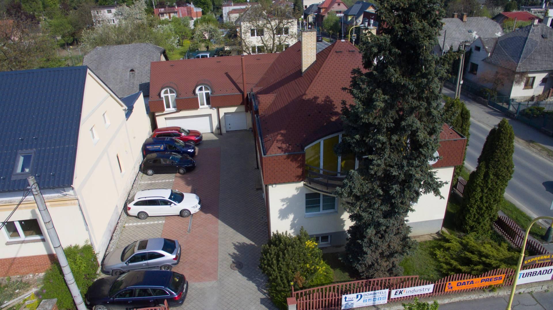 Na prenájom kancelária a sklad, spolu 55,68 m2, Prešov