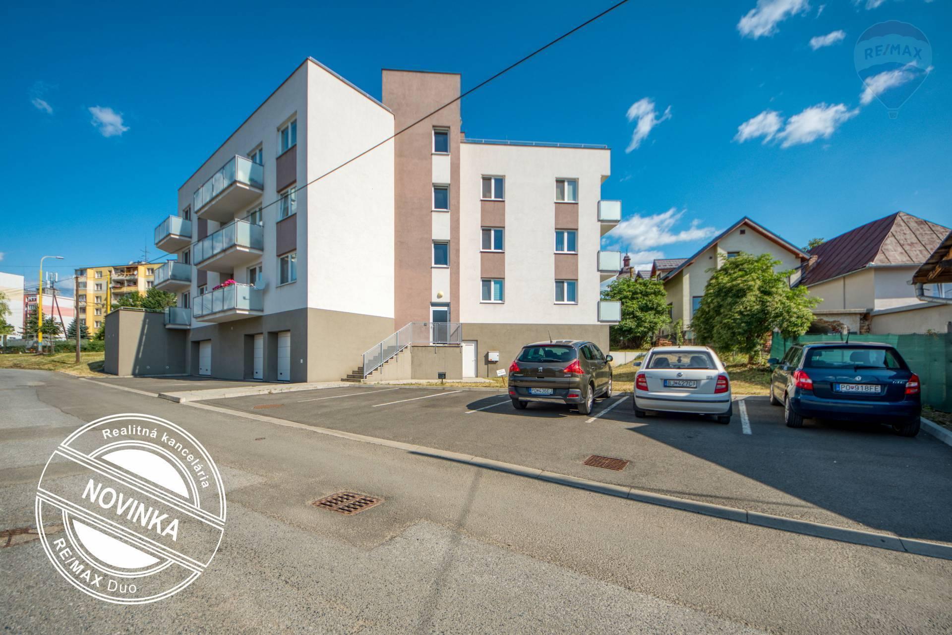 Garsónka na predaj, novostavba, ulica Solivarská, Prešov