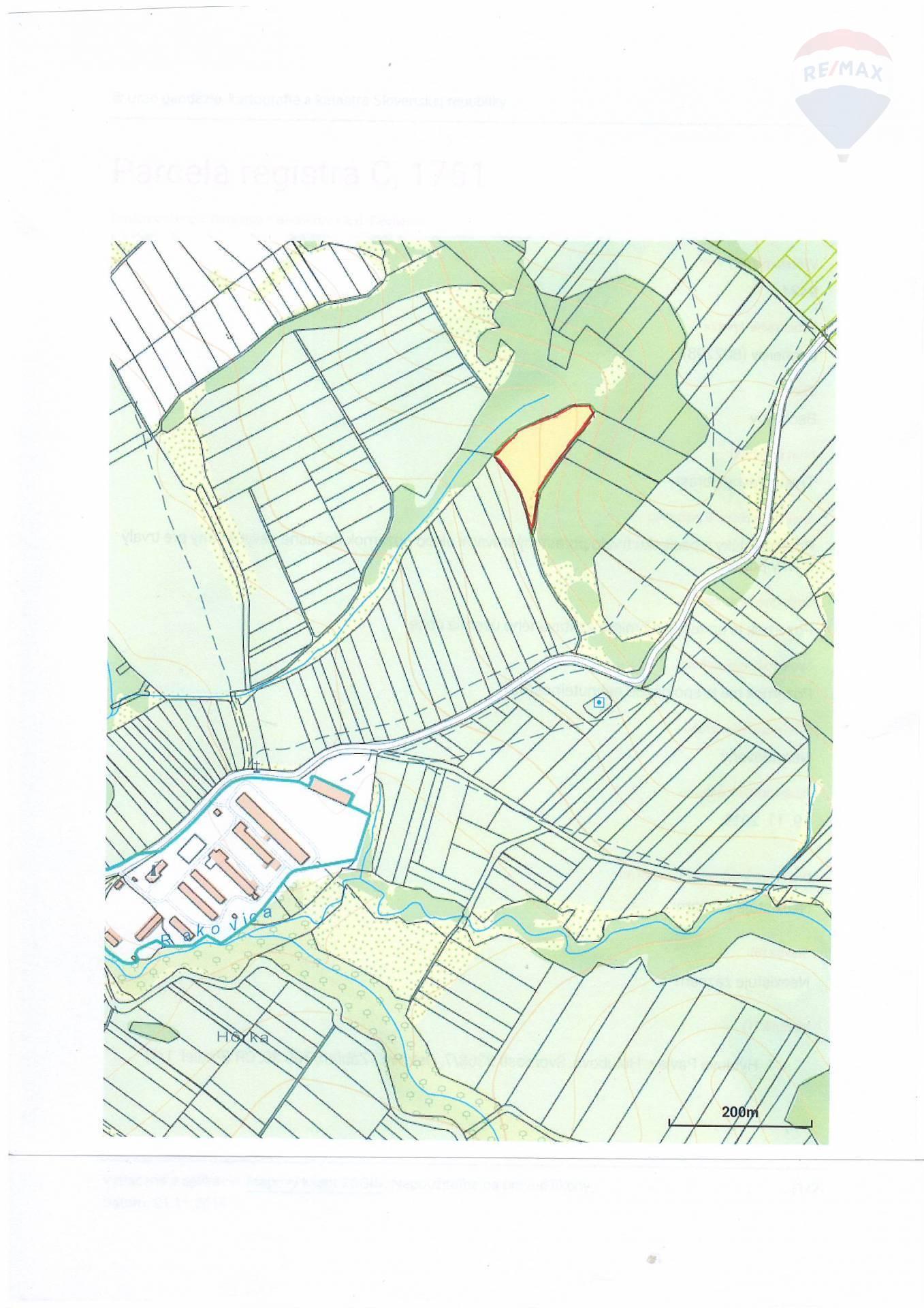 Predaj pozemku 48719 m2, Becherov - Predaj pozemku v Becherove