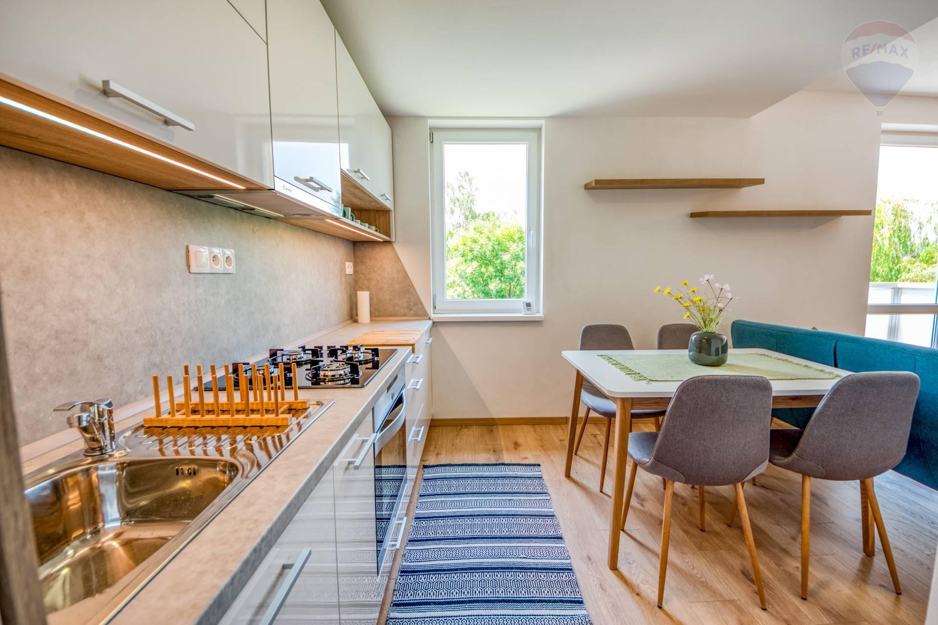 Moderný 2 izbový byt na prenájom, ulica Tarasa Ševčenka, Prešov