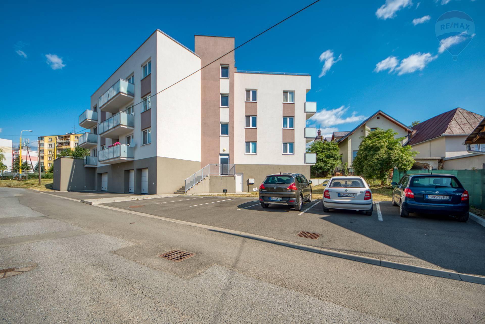 Garsónka na prenájom, ulica Solivarská, Prešov