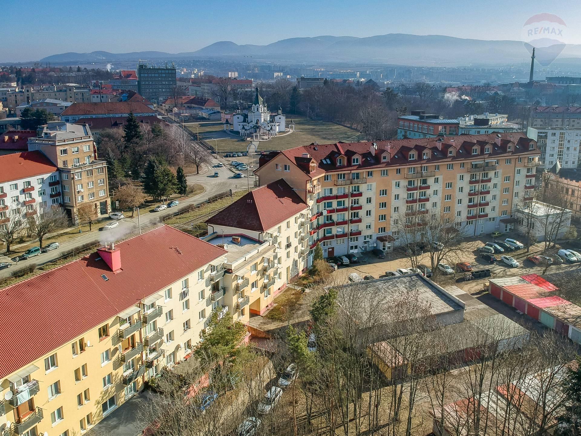 2 izbový byt v centre mesta na prenájom, Pavlovičovo námestie, Prešov