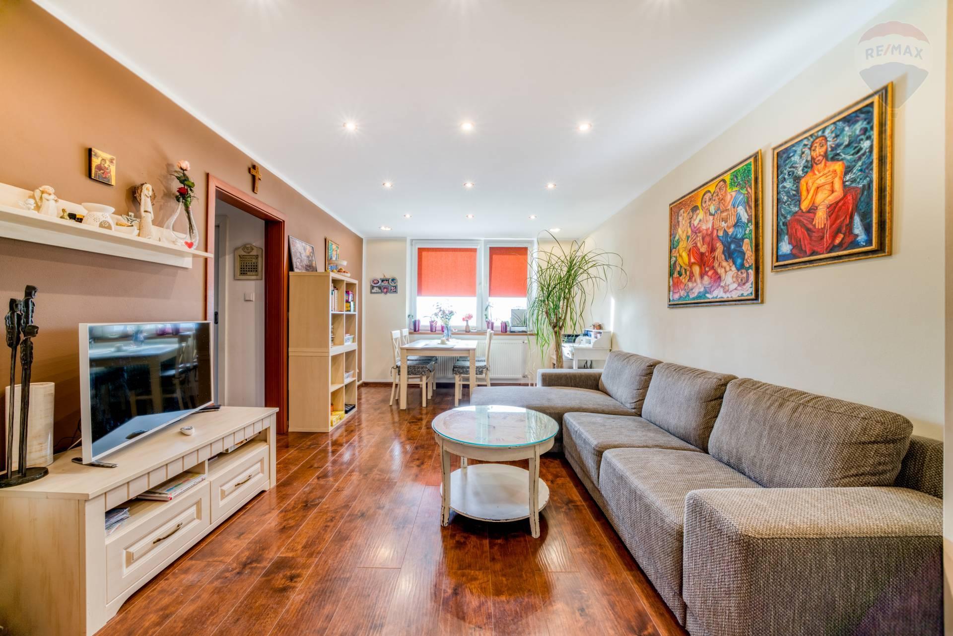 REZERVOVANÉ. Predaj 3 izbový byt v Prešove na Sídlisku III