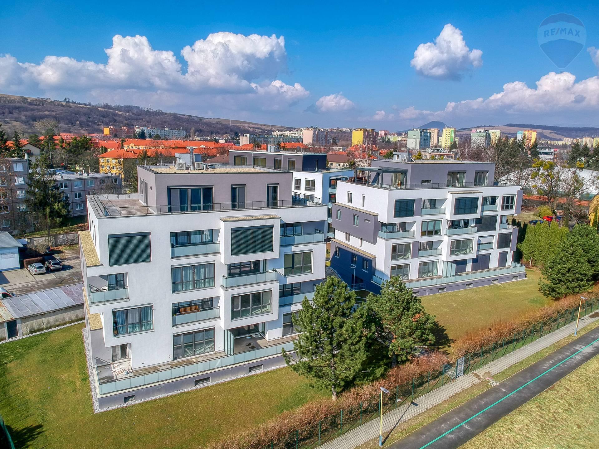 Moderný 3 izbový byt s terasou na prenájom, ulica Nábrežná, Prešov