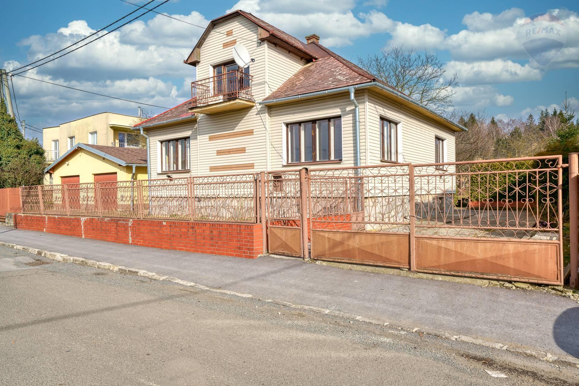 Rodinný dom na predaj, ulica Jesenského, Prešov