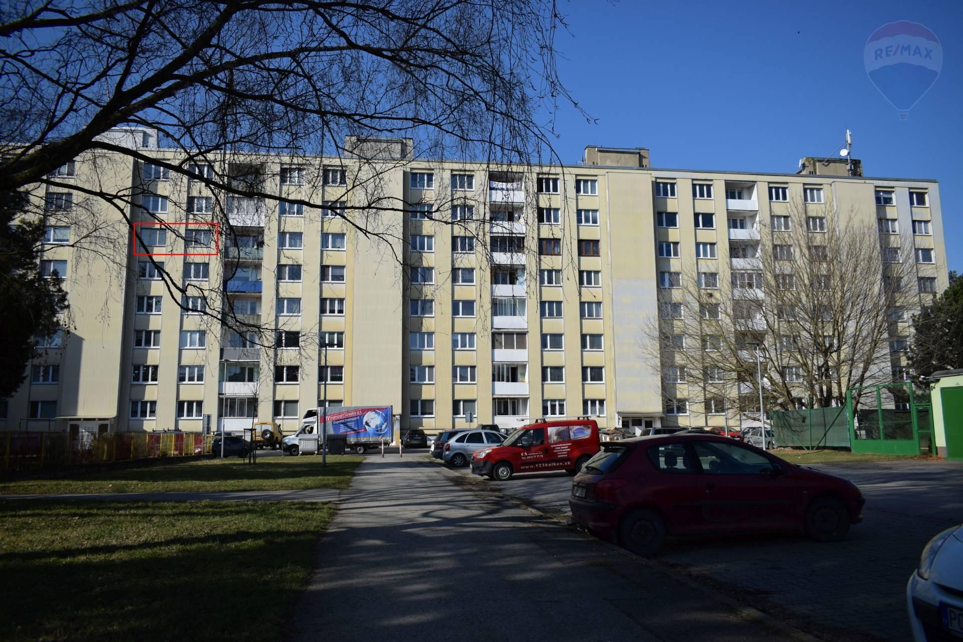 Predaj 3 izbový byt v Prešove na Sídlisku II