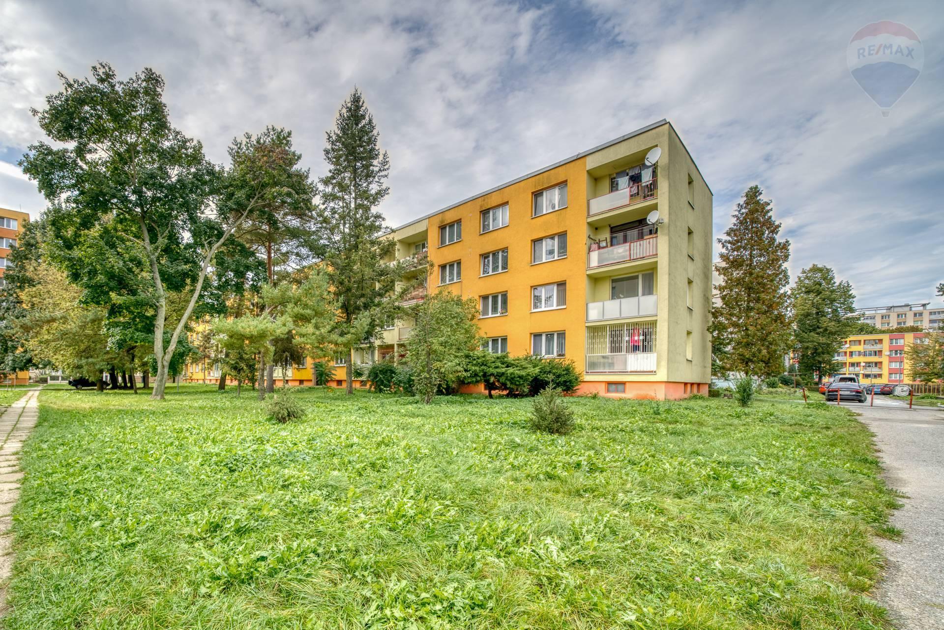 1 izbový byt na predaj, Marka Čulena, Prešov