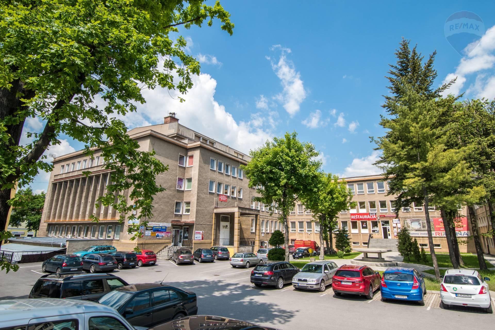 Komerčný priestor na prenájom, Námestie mieru, Prešov