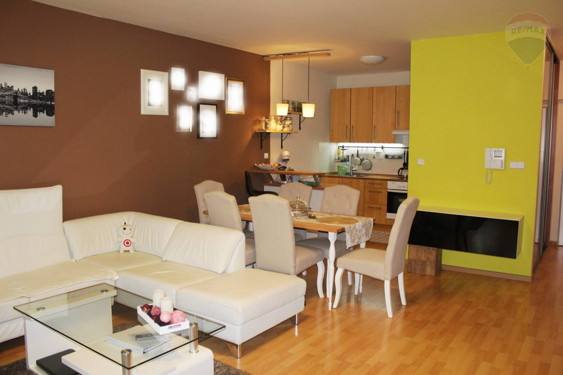 2-izbový byt pri Kuchajde 68 m2 s loggiou v KOLOSEU
