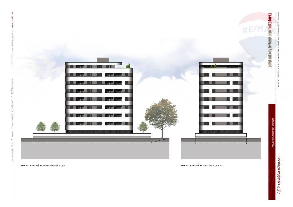 Predaj, priemyselný objekt (2250 m2), pozemok (4248 m2) v Petržalke