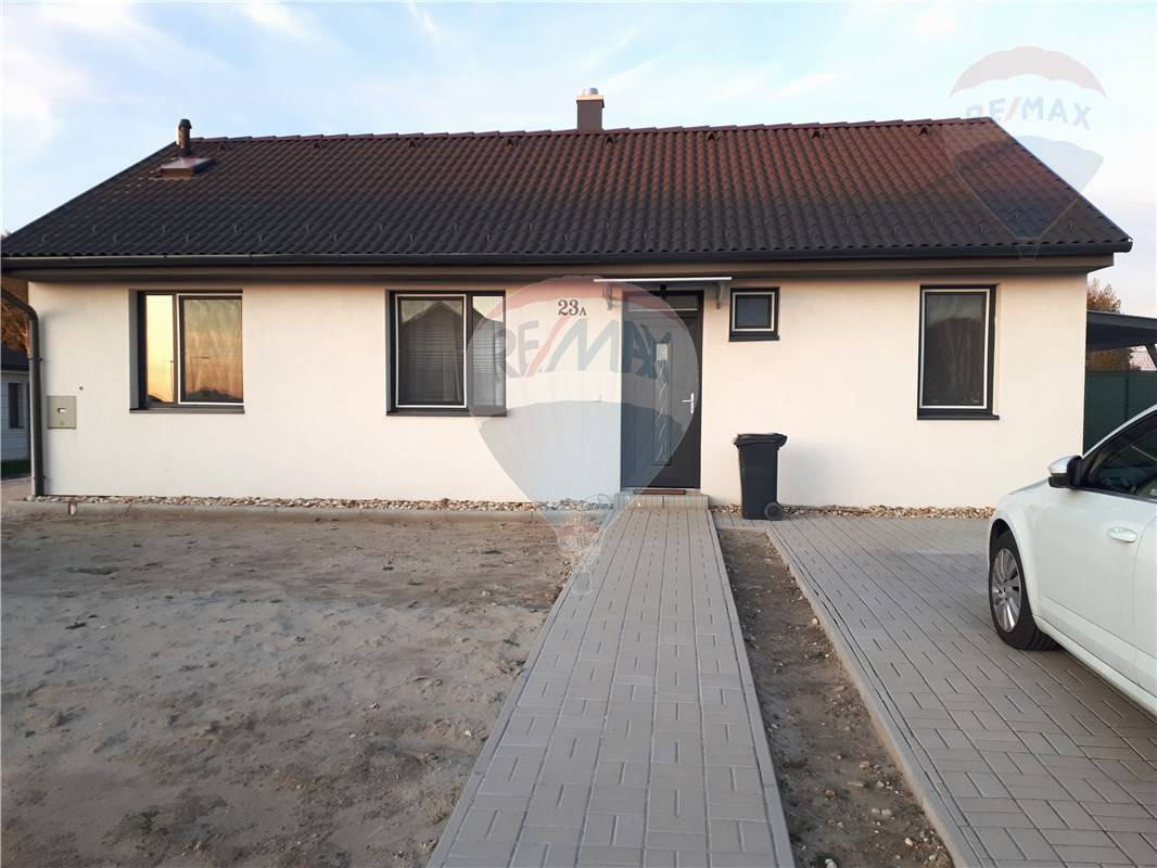 Predaj samostatný 4 izbový rodinný dom Rajka novostavba