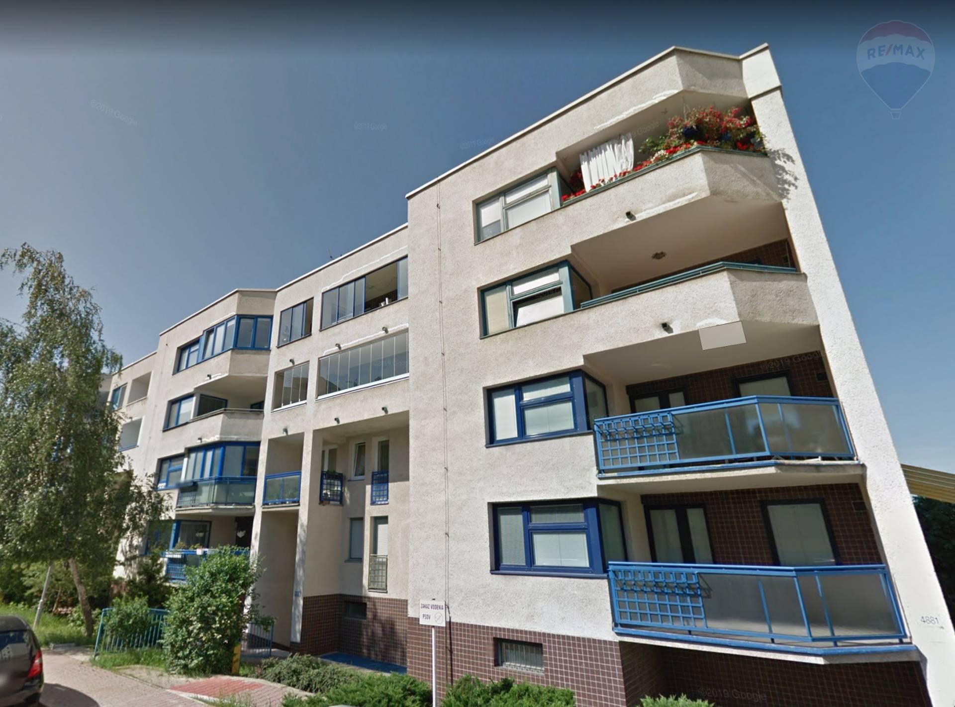 Prenájom, 4-izbový byt 107 m2 s loggiou, kompletne zariadený