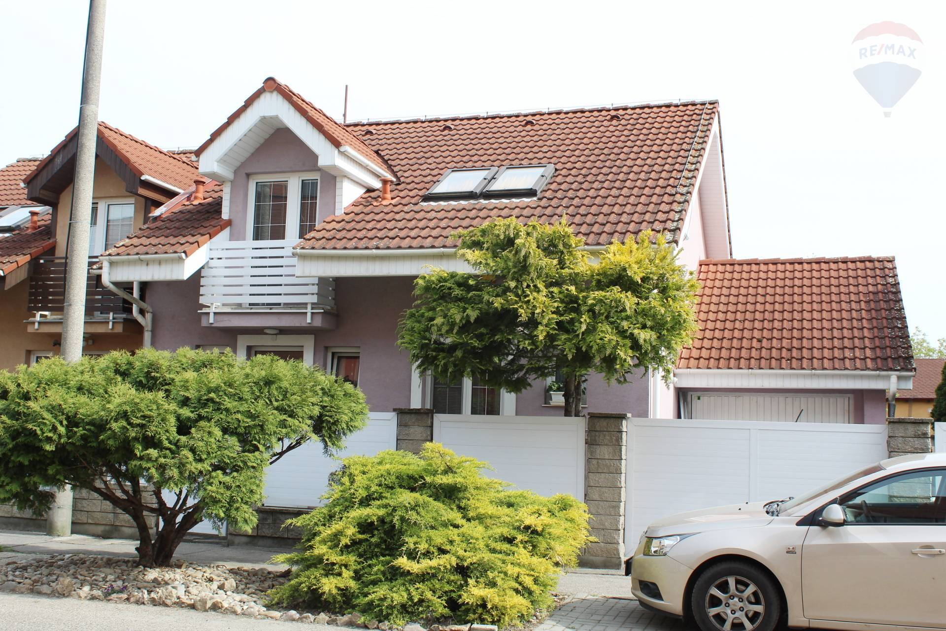Predaj, 4-izbový RD (114,5 m2) s garážou, Podunajské Biskupice