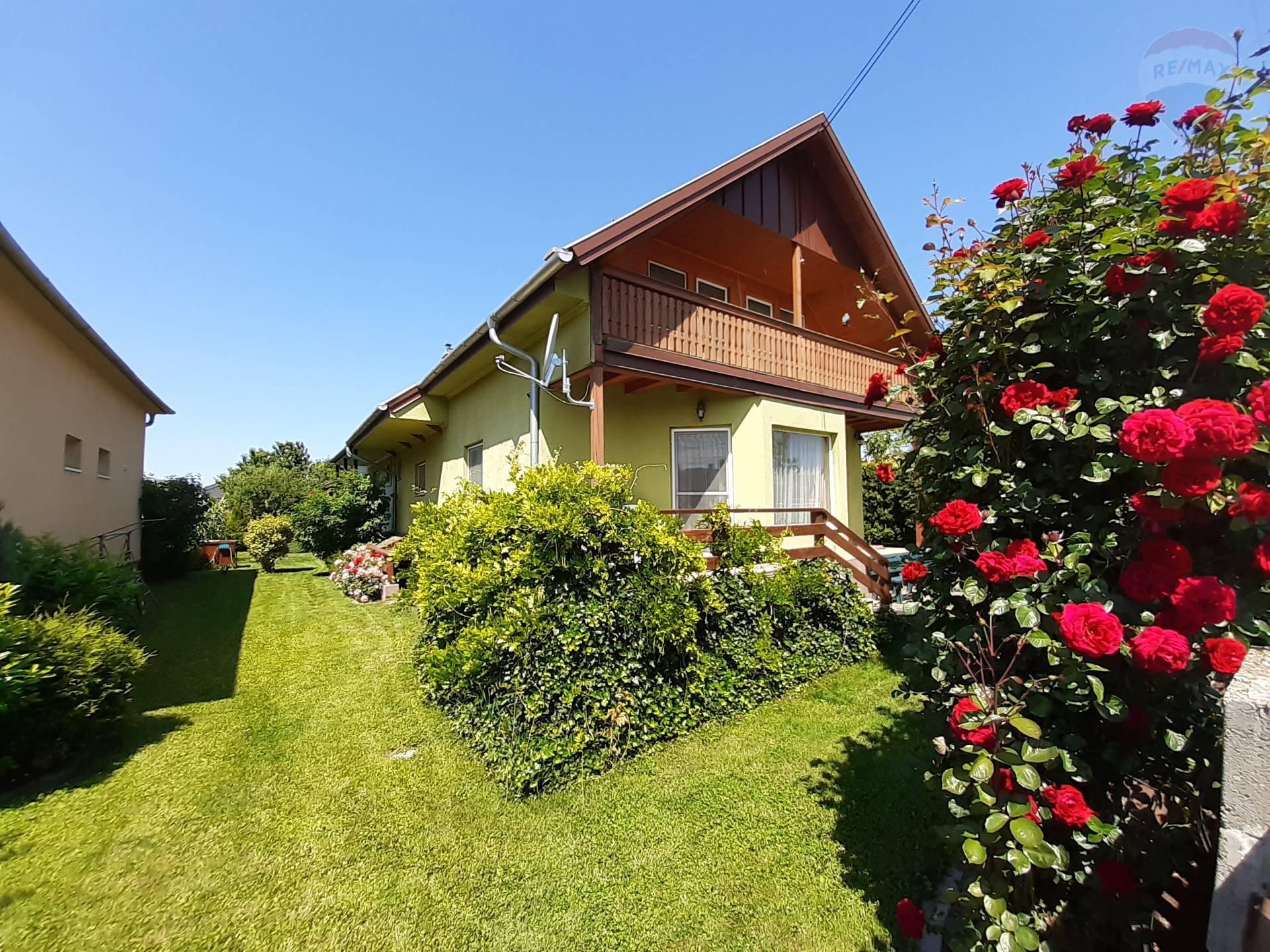 Predaj 4 izb.RD v Dunakiliti s garážou, v príjemnom prostredí, v peknej zóne nových rodinných domov