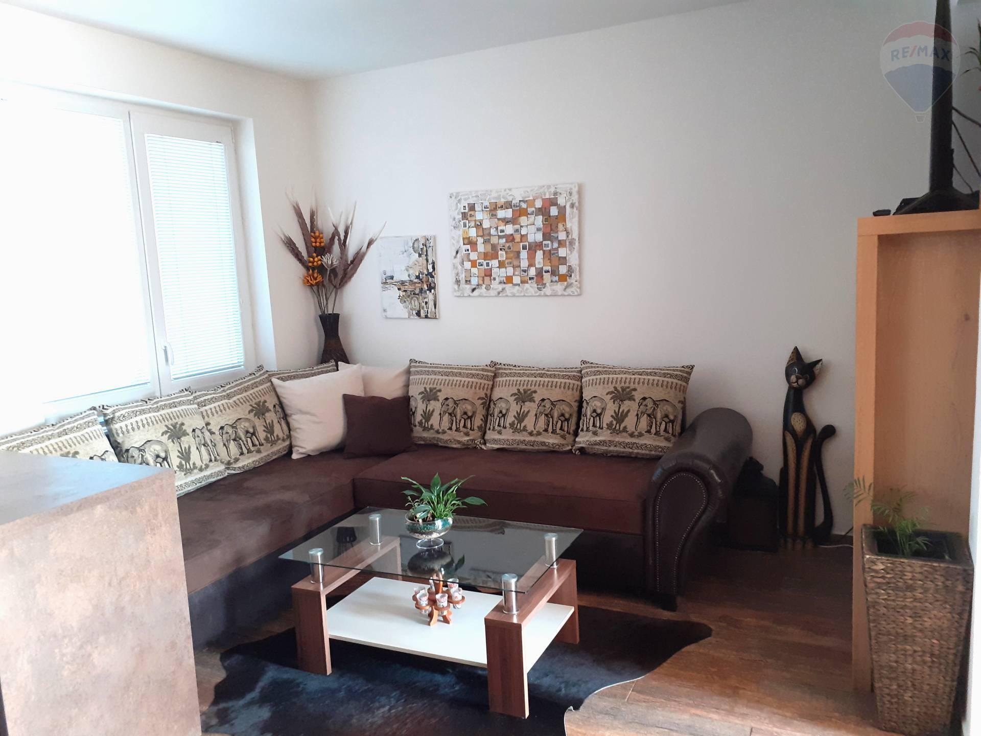 Predaj slnečný 3 izb. rod. dom v radovej zástavbe- novostavba