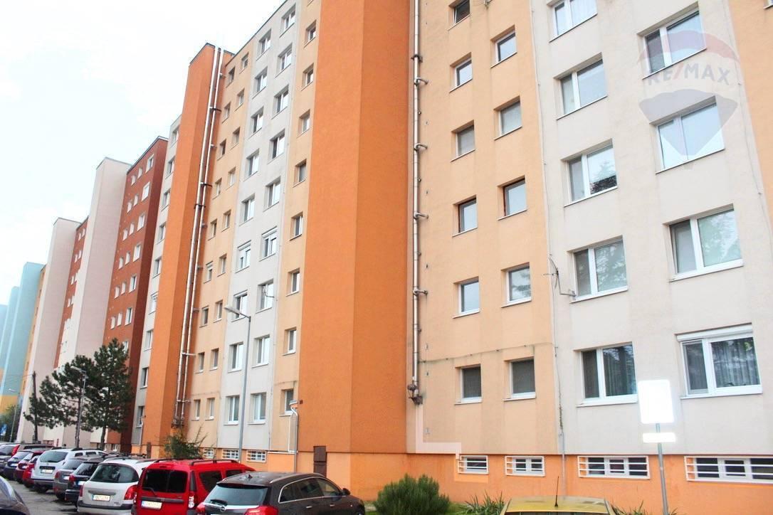 Predaj 4-izbový byt s lodžiou 84,12 m2