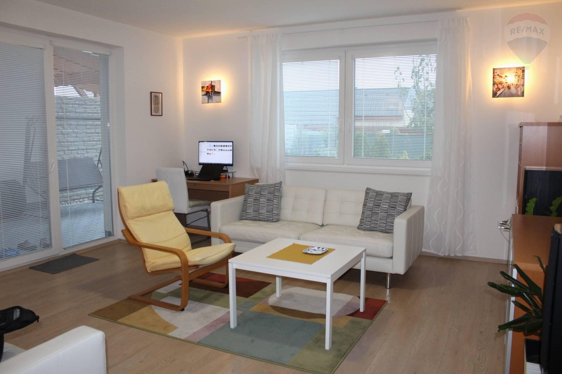 Predaj 3 izb. priestranný slnečný rodinný dom v tichej časti Rajky