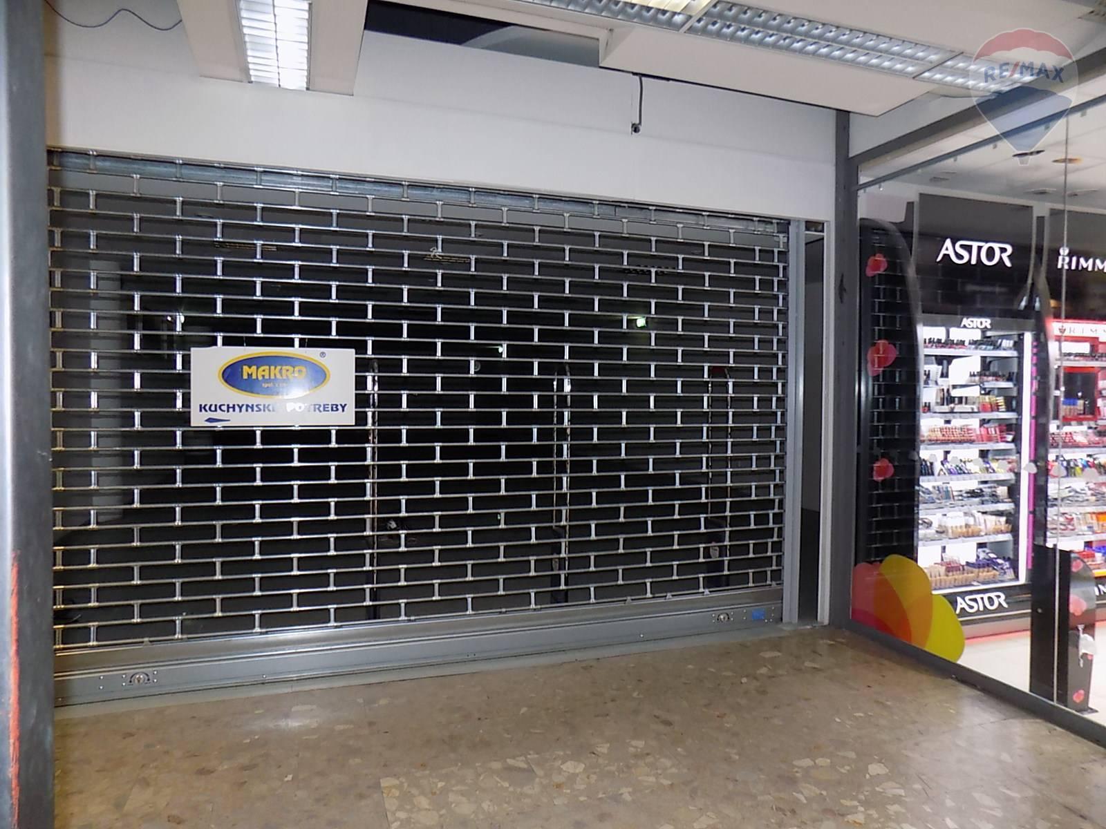 Prenájom: obchodný priestor 312m2, prízemie, OD DARGOV, Košice - centrum