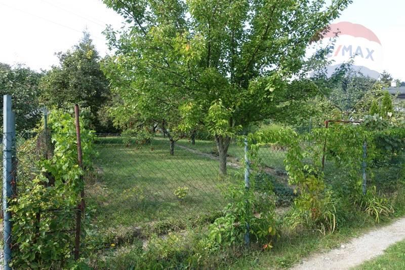 Predaj pozemku 399 m2, Košice - Sever - Na predaj záhrada Košice - Sever