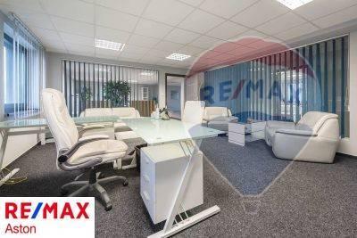 Na prenájom nadštandardné kancelárske priestory, 290 m2