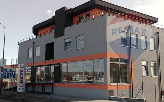 Prenájom komerčného priestoru 44 m2, Košice - Sever -