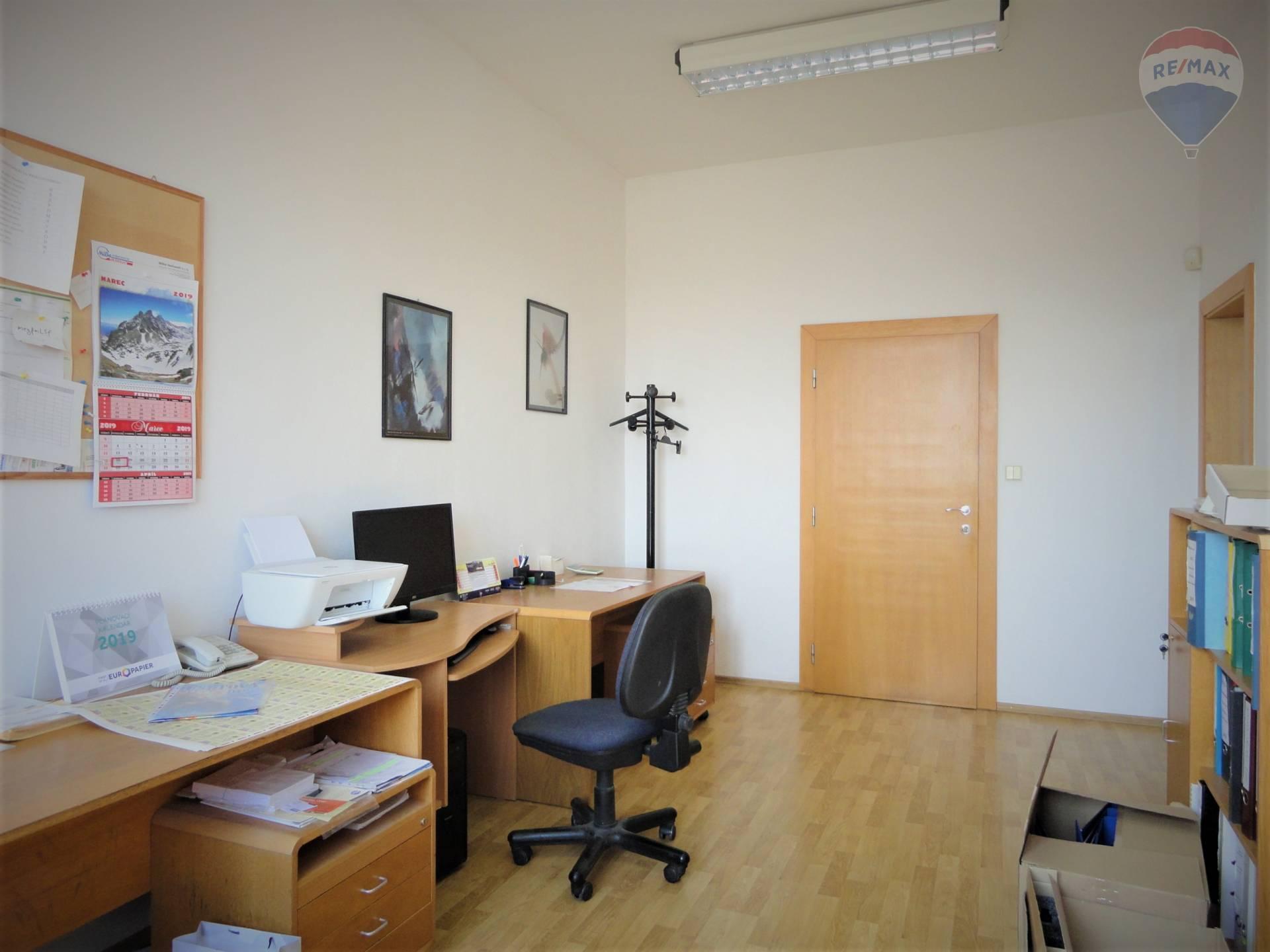 Na prenájom kancelársky priestor Spišská Nová Ves
