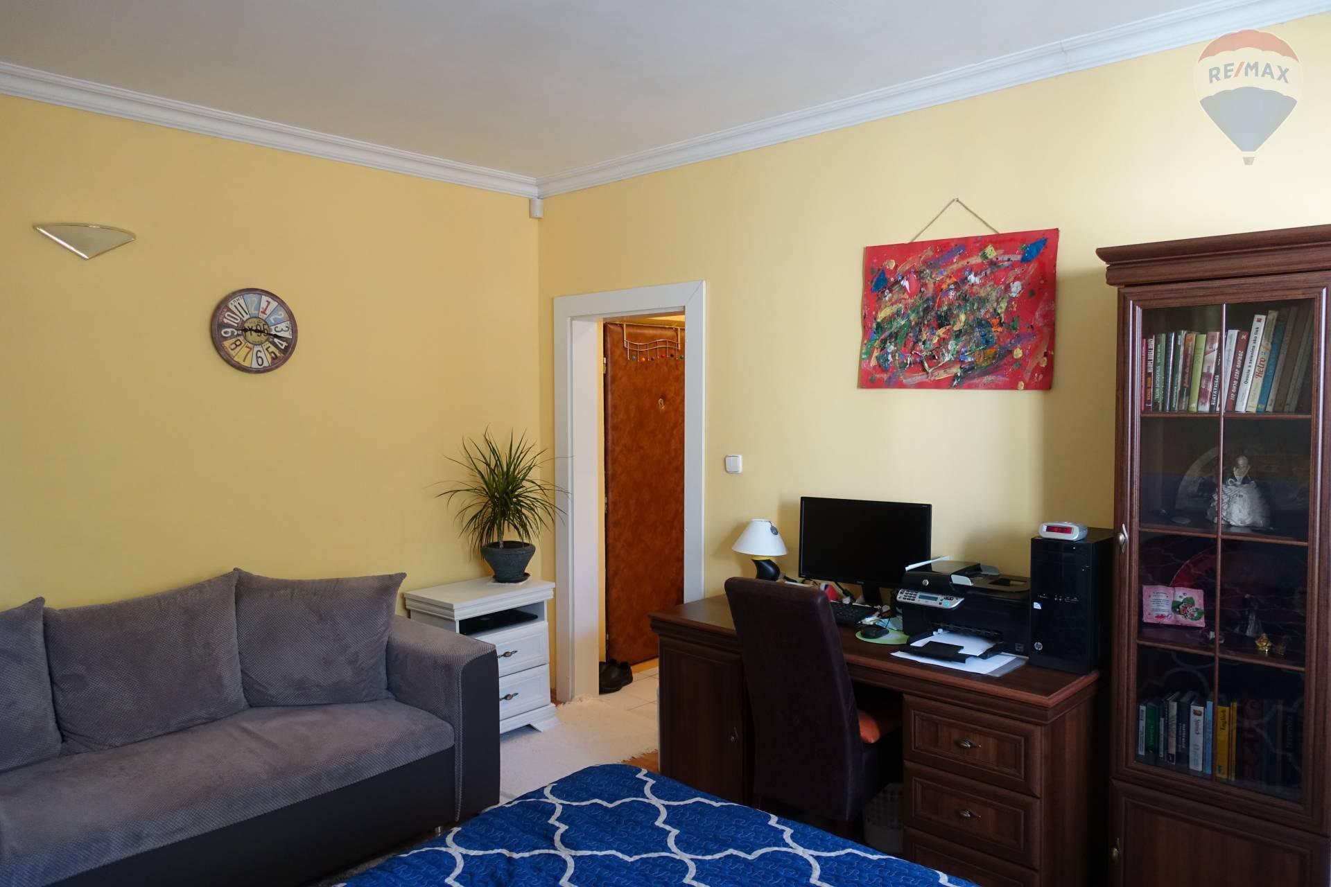 Na predaj 1 – izbový byt s lodžiou, Košice, Terasa