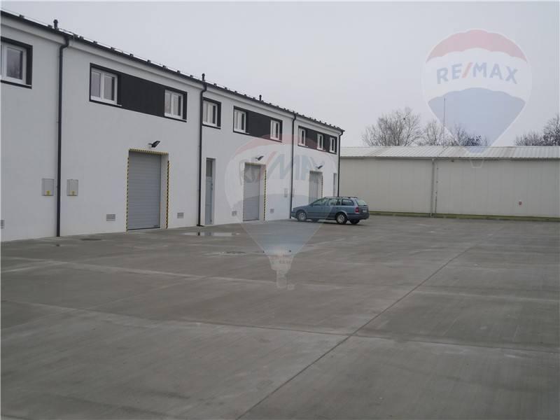 TOP Ponuka Prenájom 213 m2 skladových priestorov, Žabí Majer, novostavba