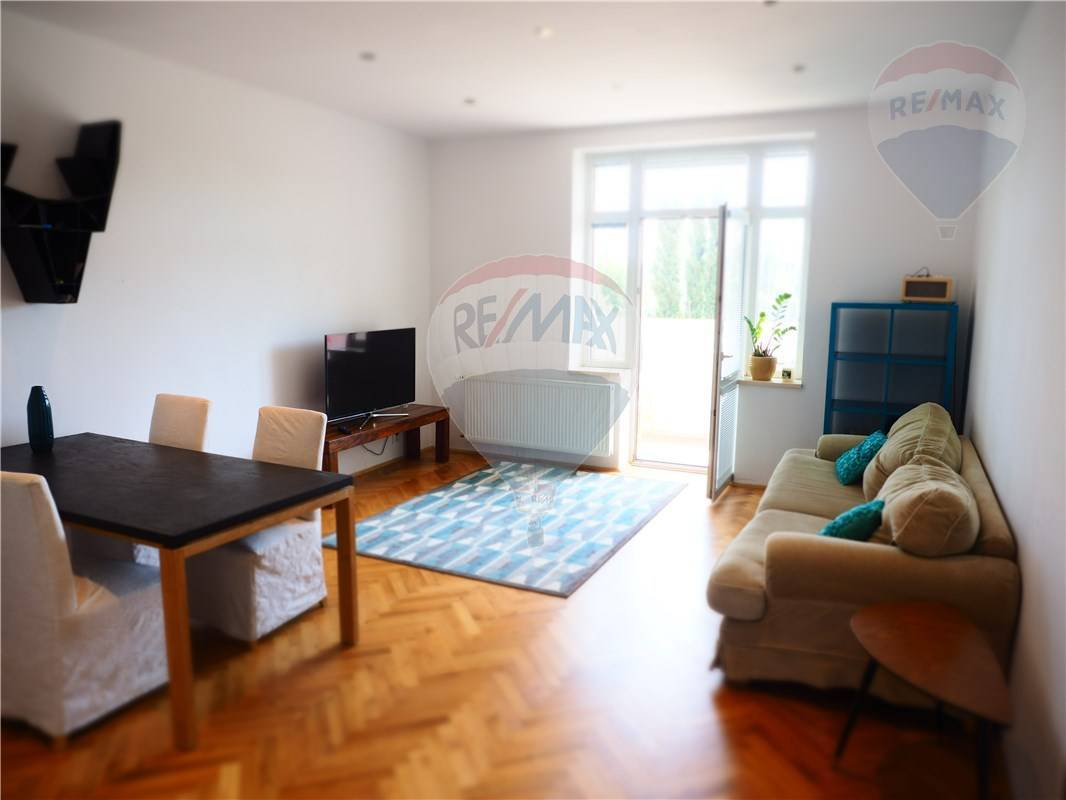 PREDAJ: 3-izb. byt, 106m2, 2x Balkon, Rekonstrukcia, ZARIADENY, Vajnorska ul. - Nove Mesto, BA III