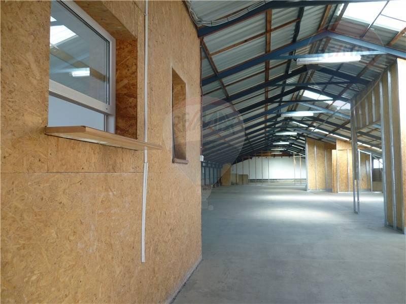 Prenájom Skladové priestory od 50 m2, 80 m2,100 m2 atď, samostatná hala