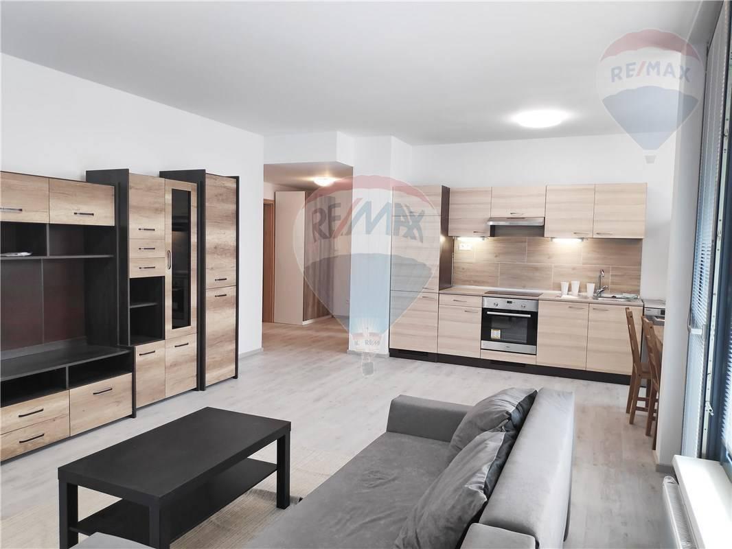 PRENÁJOM: 2-izbový byt, 69m2, CityPark Ružinov, novostavba, veľká loggia, parking, pivnica