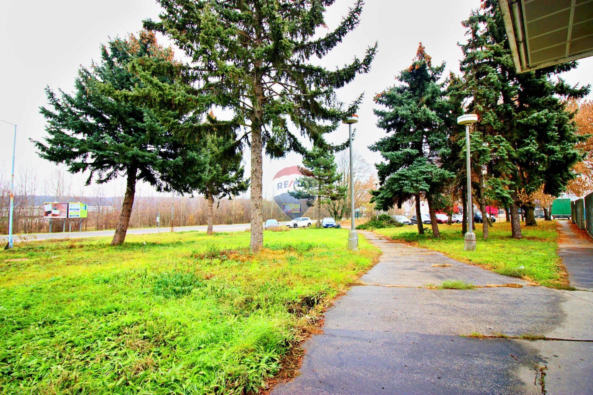 PREDAJ priemyselný pozemok 2850 m2 Nitra, Dolné Krškany