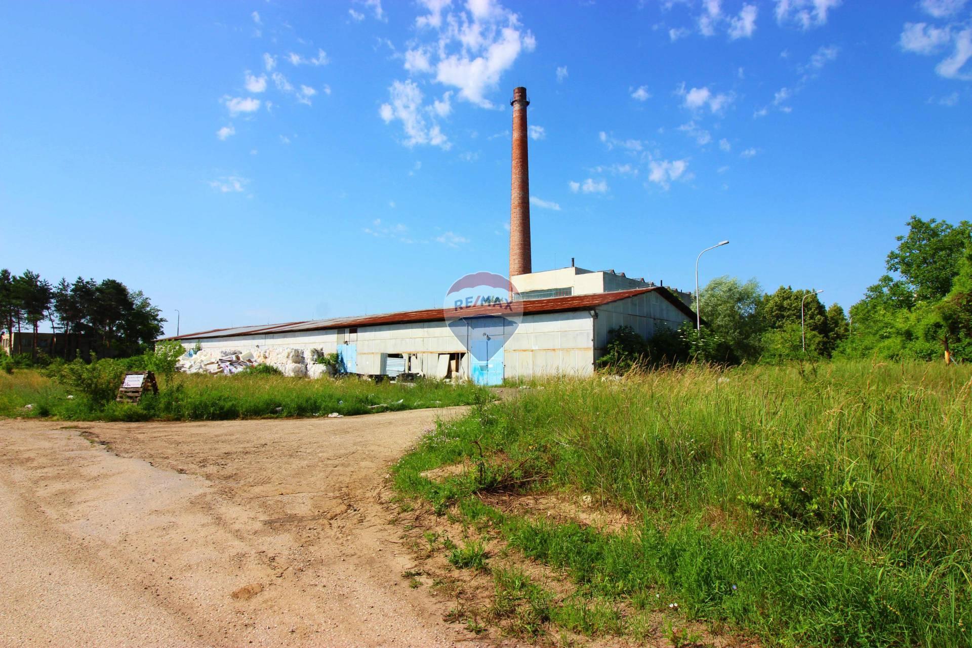 PREDAJ priemyselný pozemok 14.941 m2 Nitra, Dolné Krškany
