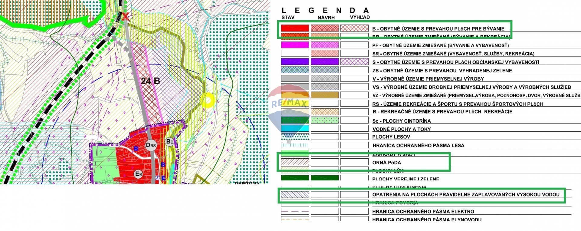 Predaj pozemku 1734 m2, Drietoma -