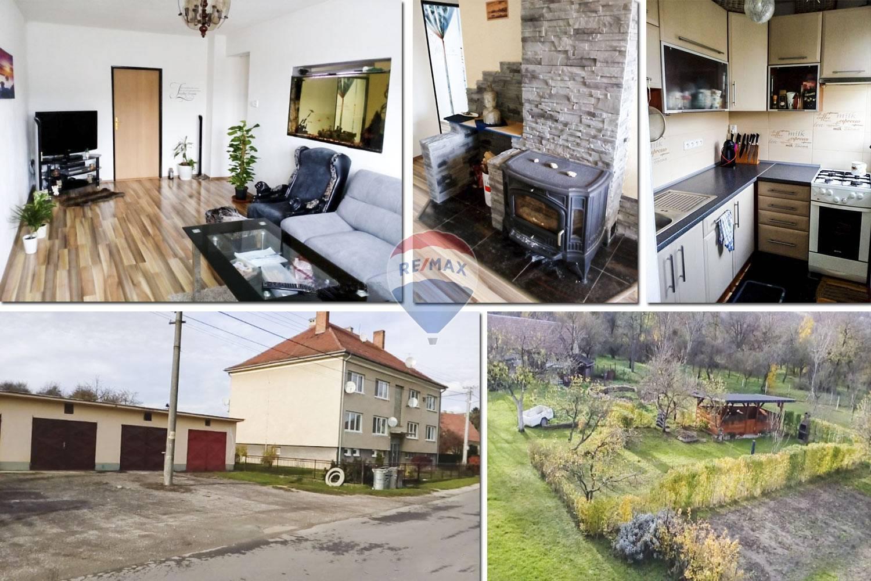 Predaj bytu (3 izbový) 75 m2, Moravské Lieskové -