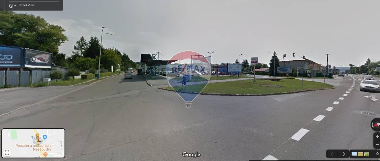 PREDAJ priemyselný pozemok 3696 m2 Stropkov