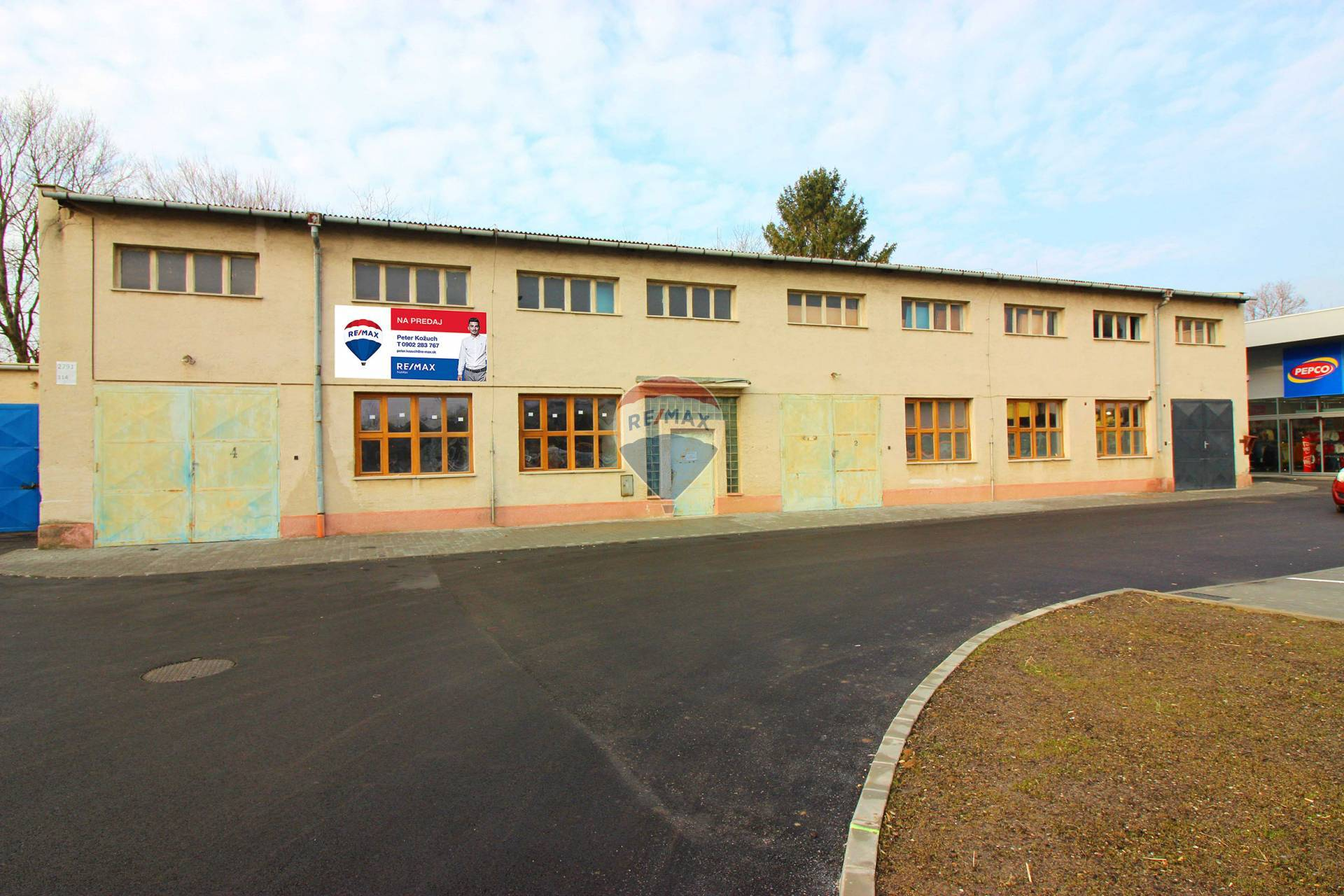 Predaj komerčný objekt 449 m2, Pieštany