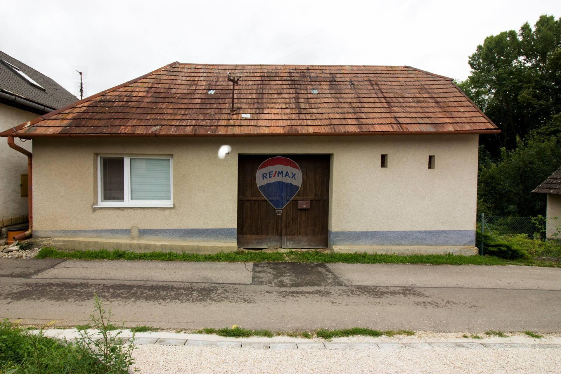 PREDAJ rodinný dom 53m2, Moravské Lieskové