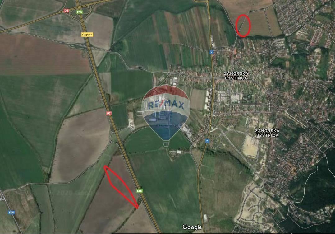 PREDAJ pozemkov v Záhorskej Bystrici