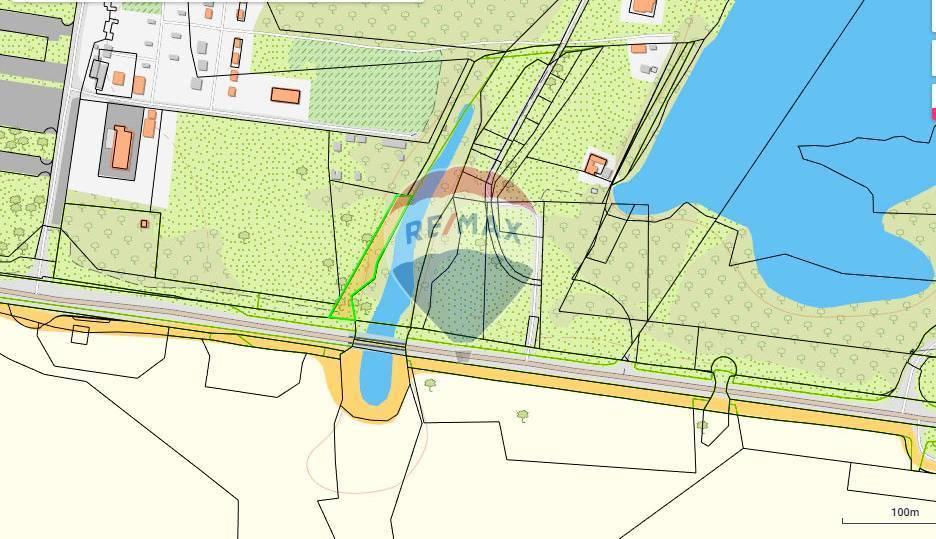 Predaj pozemok 1324 m2, Nové Mesto nad Váhom-Zelená Voda