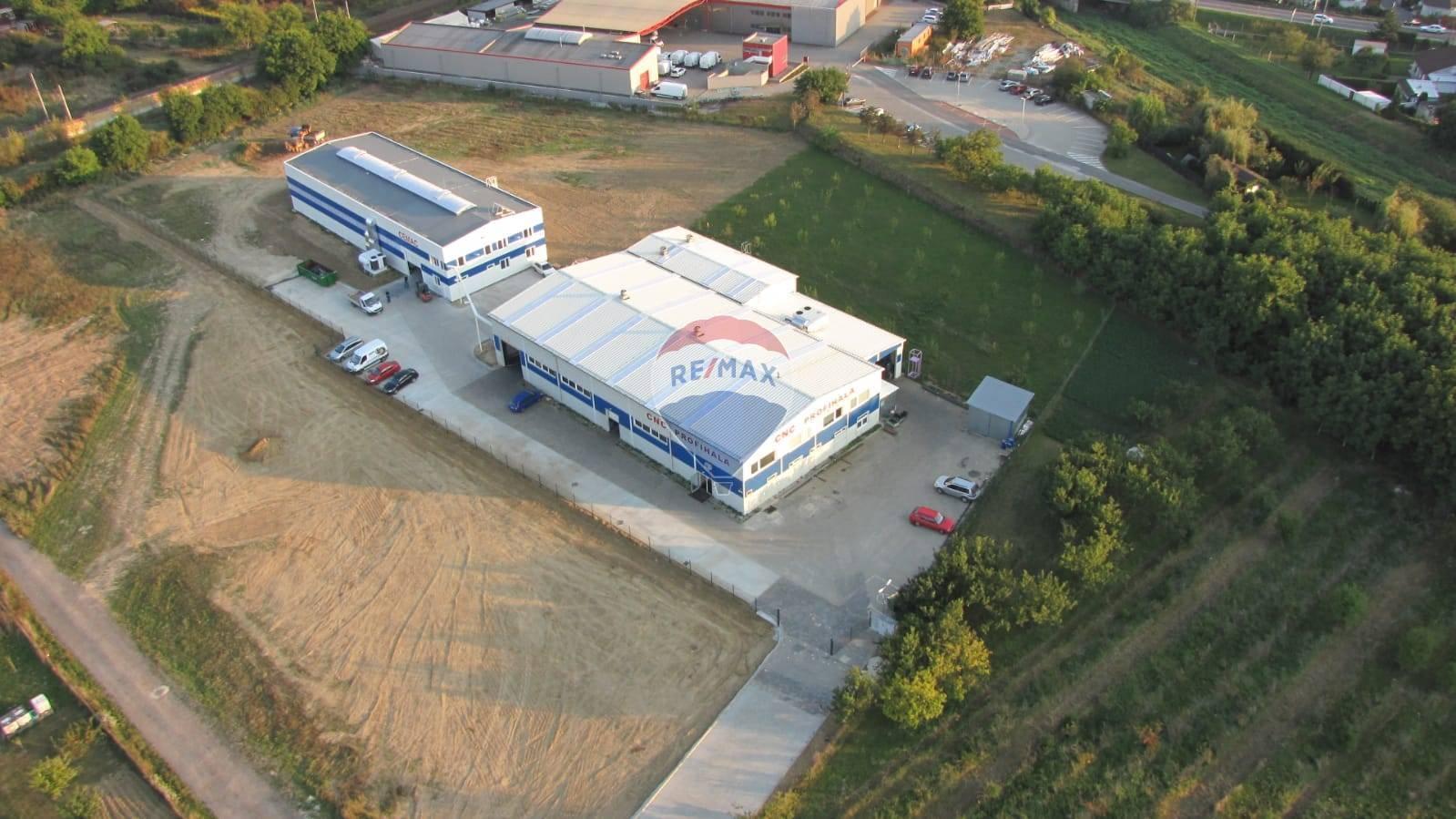 PREDAJ pozemok v priemyselnej oblasti, Nové Mesto nad Váhom