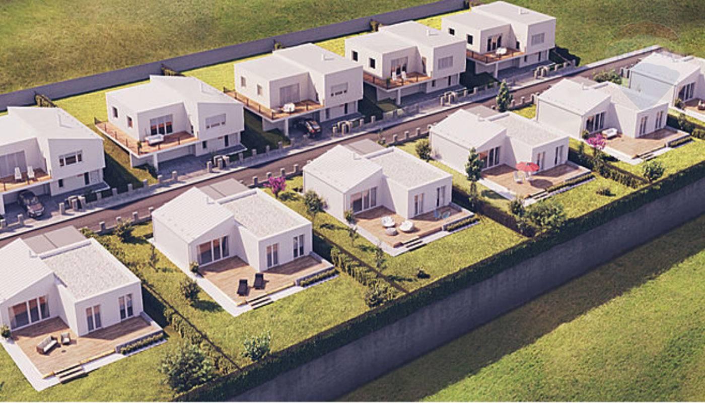 Rodinné domy - Slnečná stráň - Ovčiarsko