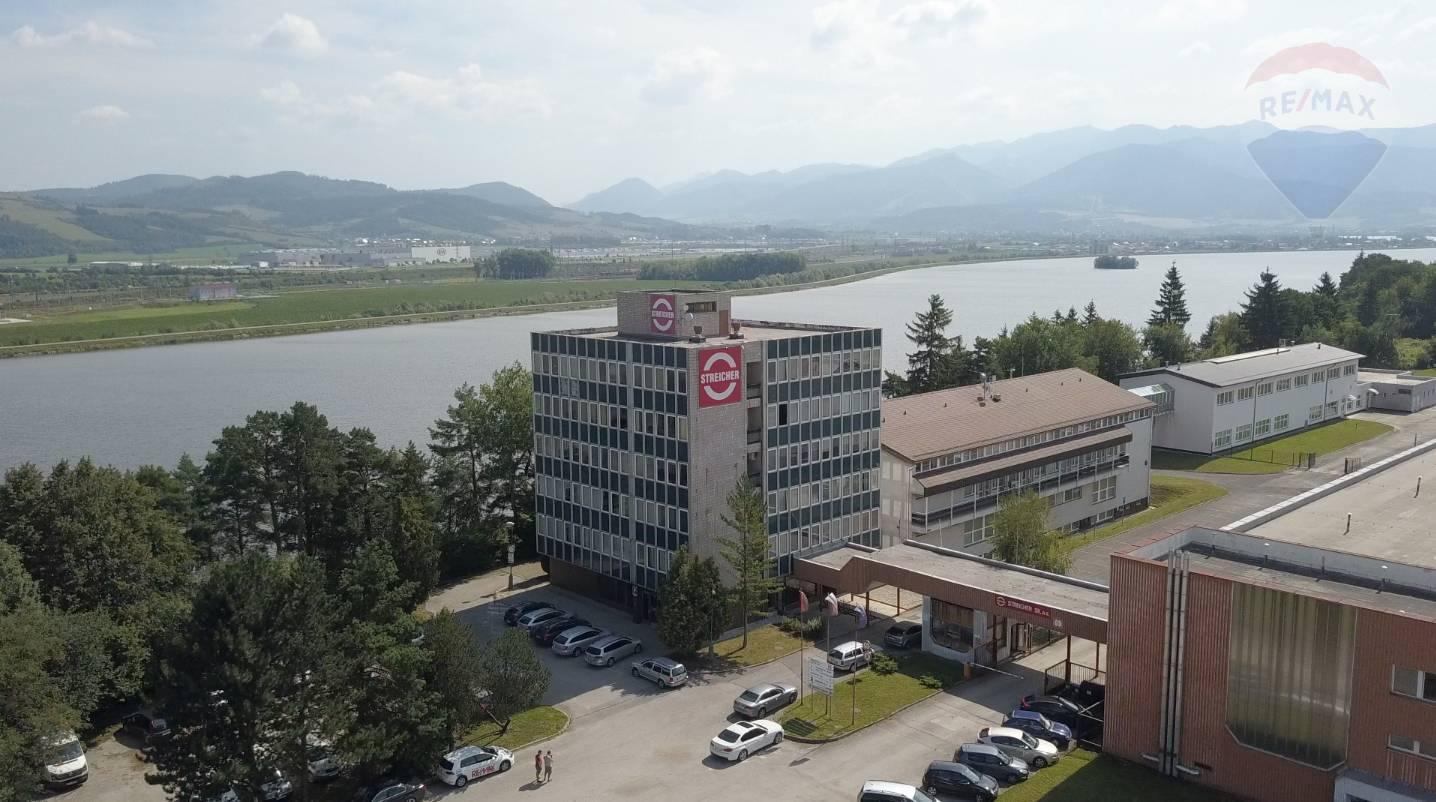 Predaj administratívneho objektu v Žiline