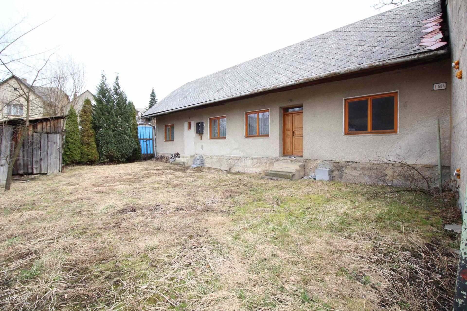 Na predaj dom Pružina – Priedhorie- Považská Bystrica