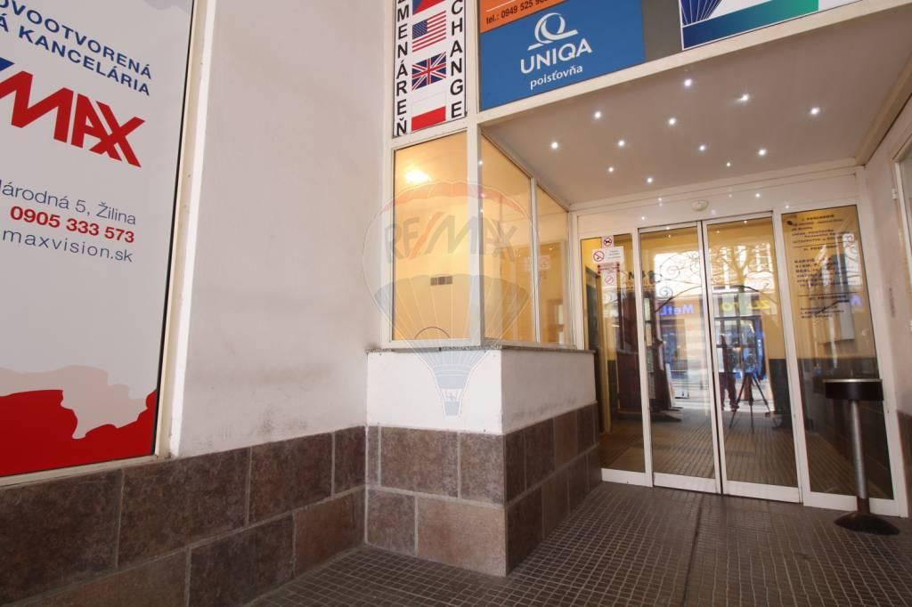 Obchodný priestor na prenájom - Žilina, Národná