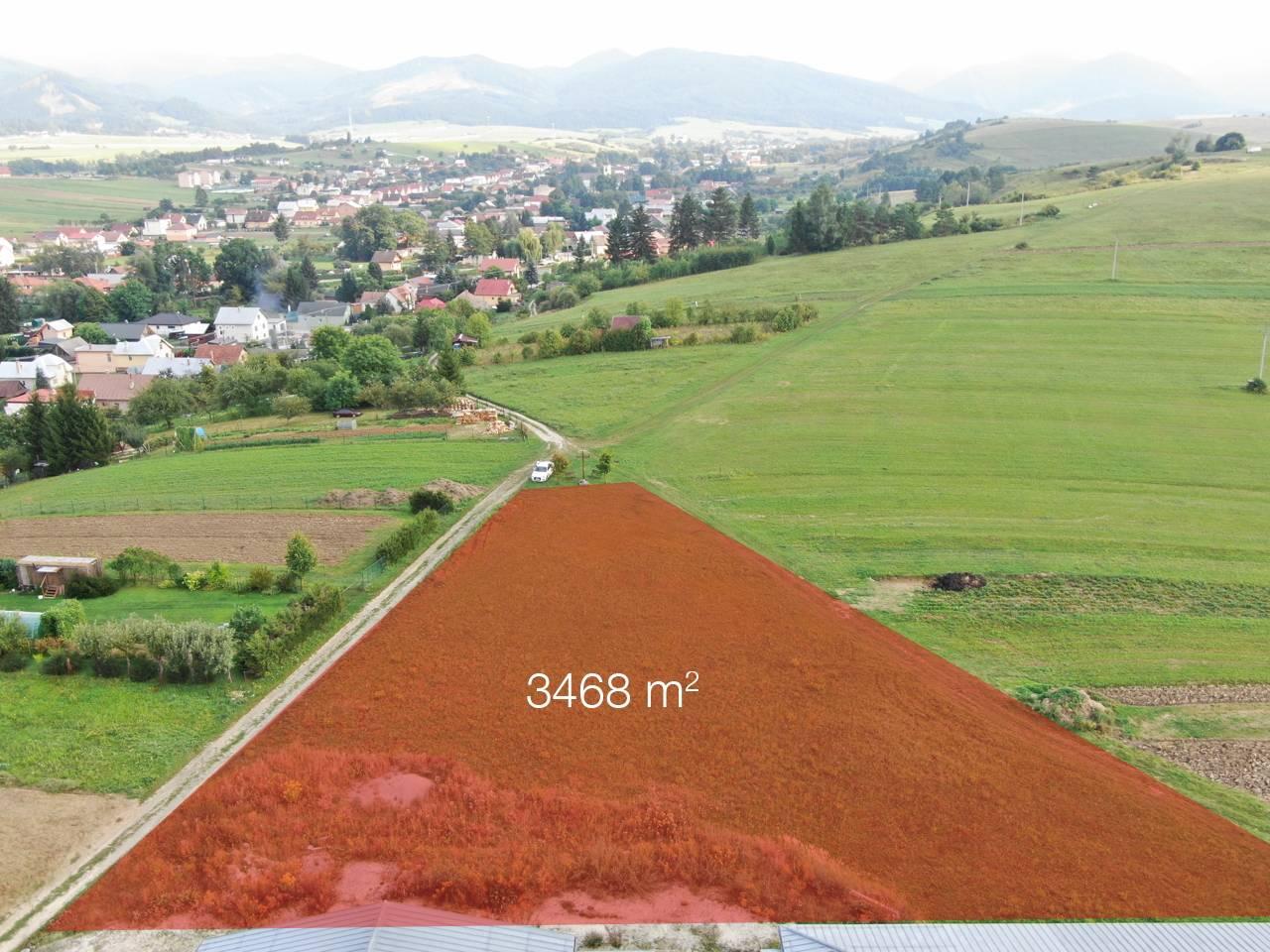 Predaj pozemku v blízkosti Rajeckých Teplíc
