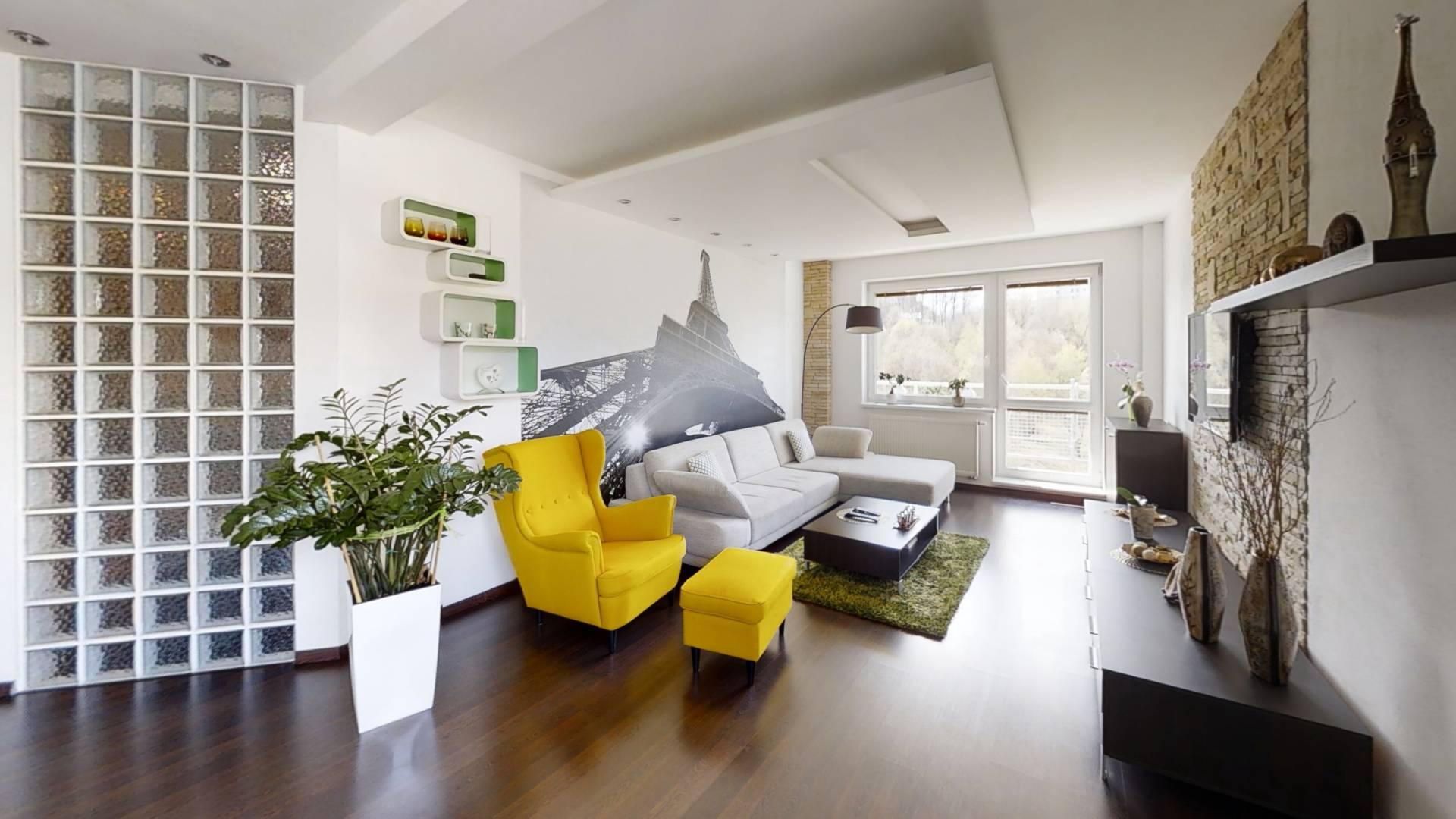 Na predaj 2 izbový byt v Žiline, časť - Závodie